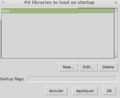 Installation et configuration de Pure Data sur Linux